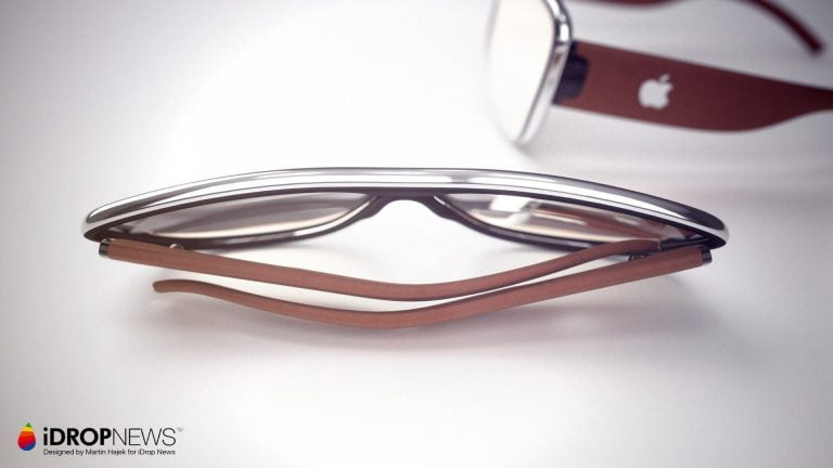 Will we see some smart Apple glasses on the market?