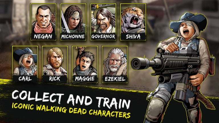 10 Games from the Universe The Walking Dead for iPhone and iPad