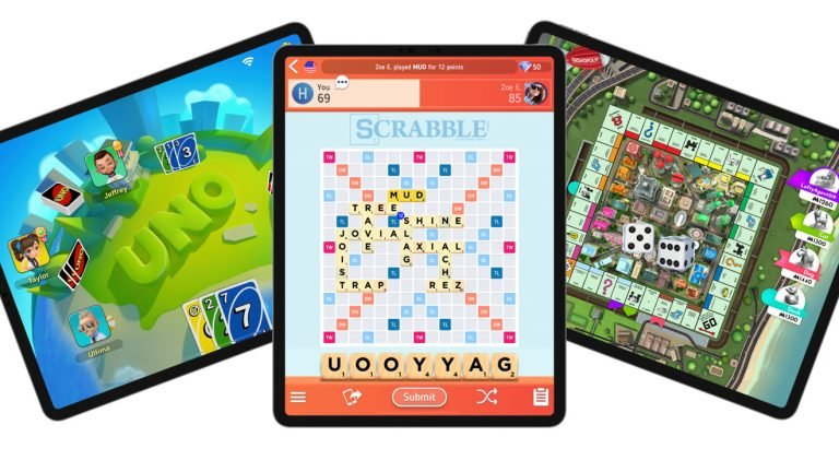 10 games to entertain children with the iPhone and iPad