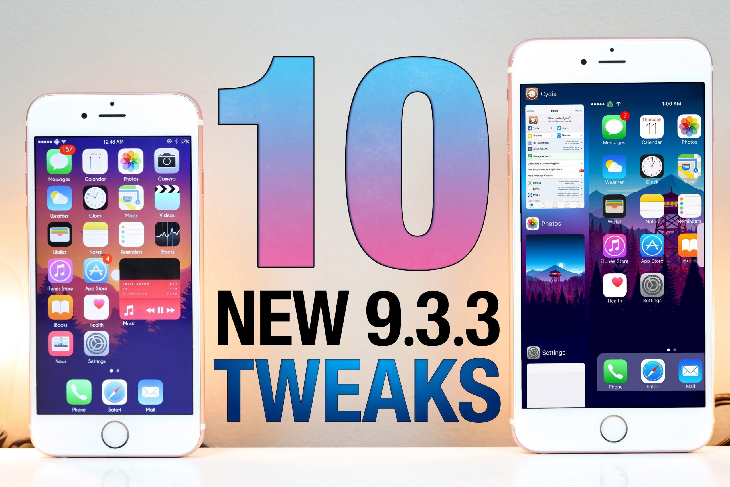 20 Cydia Tweaks You Should Try Today