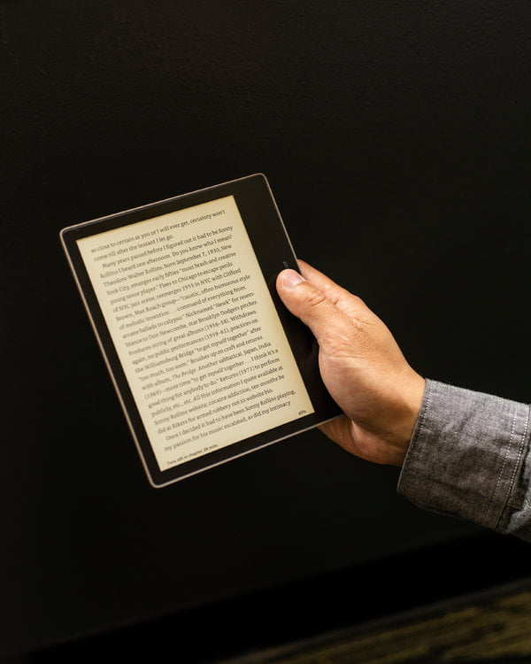20 off for the new Kindle 2019 with front light
