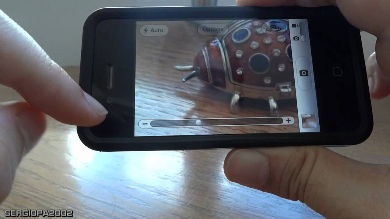 3 different ways to zoom with the iPhone's camera