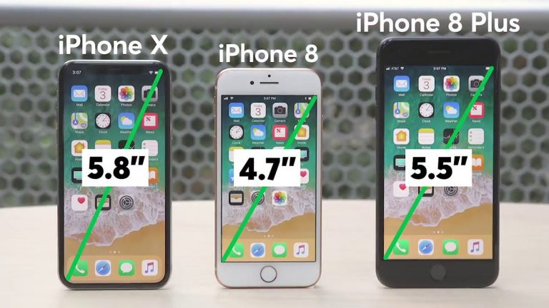 4 reasons why iPhone 8 Plus is better than iPhone X