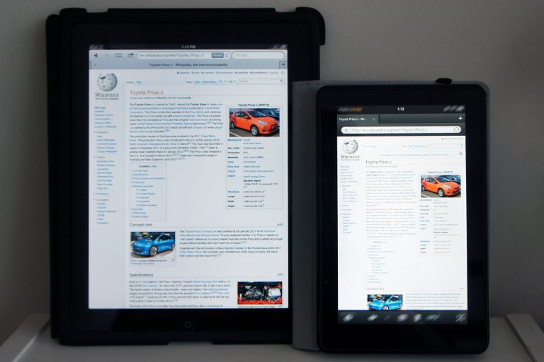 5 reasons why the iPad is still not the ultimate tablet