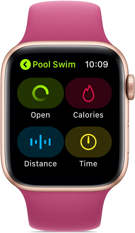 6 tips for using Apple Watch while swimming