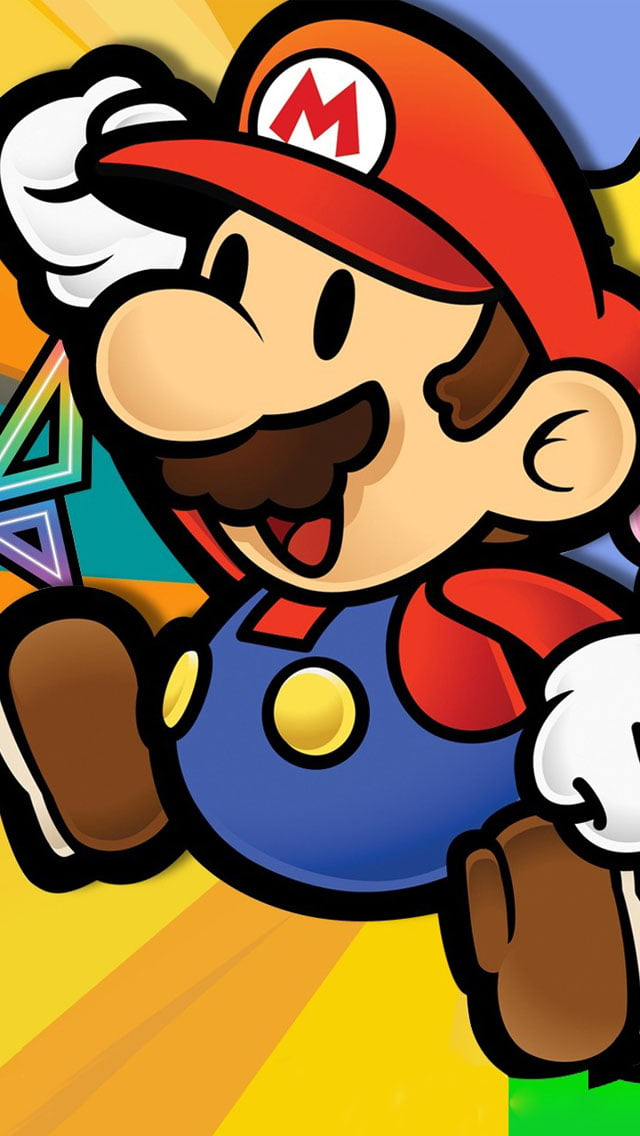 7 fun Super Mario wallpapers for your iPhone