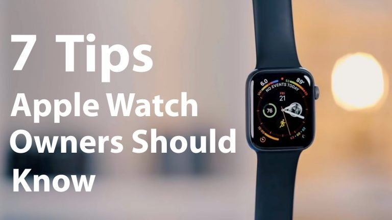 7 What's New in the Apple Watch We've Just Heard