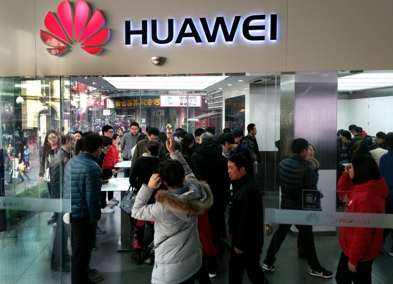 90% of the Chinese smartphone market is dominated by Android