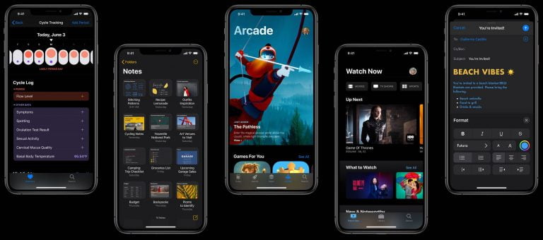A new concept of iOS 13 appears just a few days after its launch