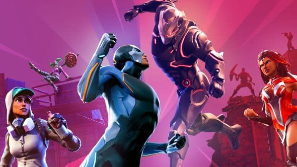 A new season of Fortnite begins, fighters, gather!
