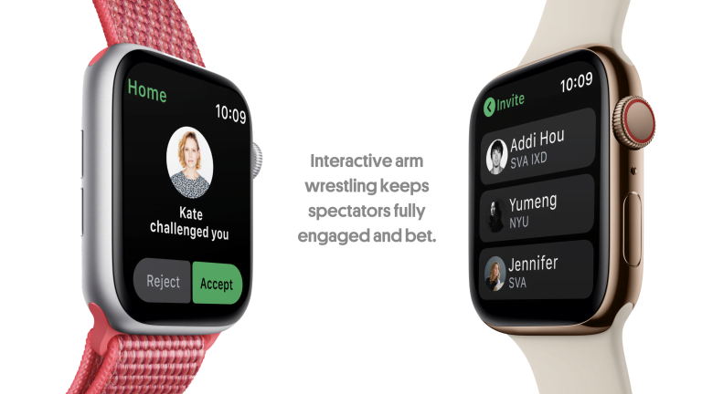 Adding the App Activity to the Apple Watch Spheres