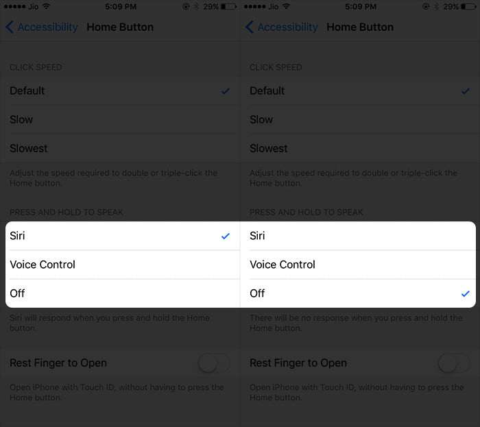 Adjusting the Home Button Click Speed on iPhone and iPad