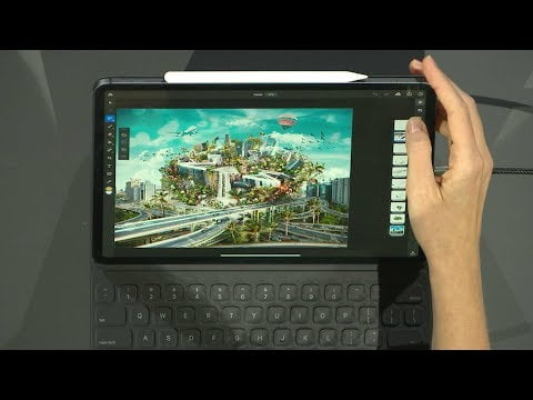 Adobe updates Photoshop for iPad with one of the most anticipated features
