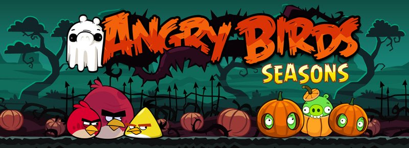 Angry Birds Seasons gets 30 new levels for Halloween