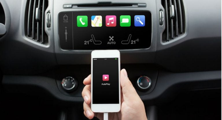 Apple CarPlay and Android Auto to be introduced to Ford Models in 2017