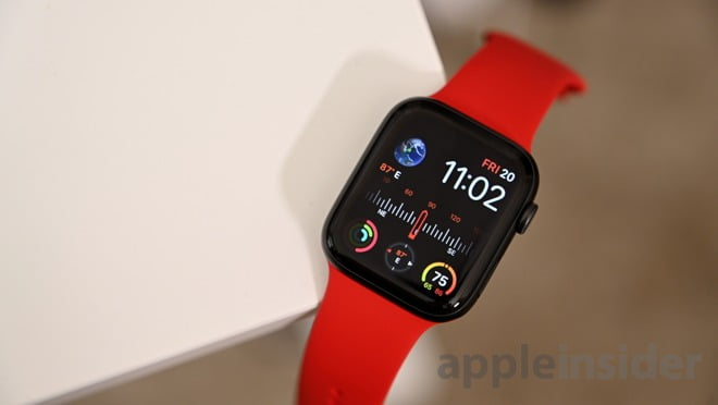 Apple could launch an Apple Watch Series 5 (PRODUCT)RED by 2020