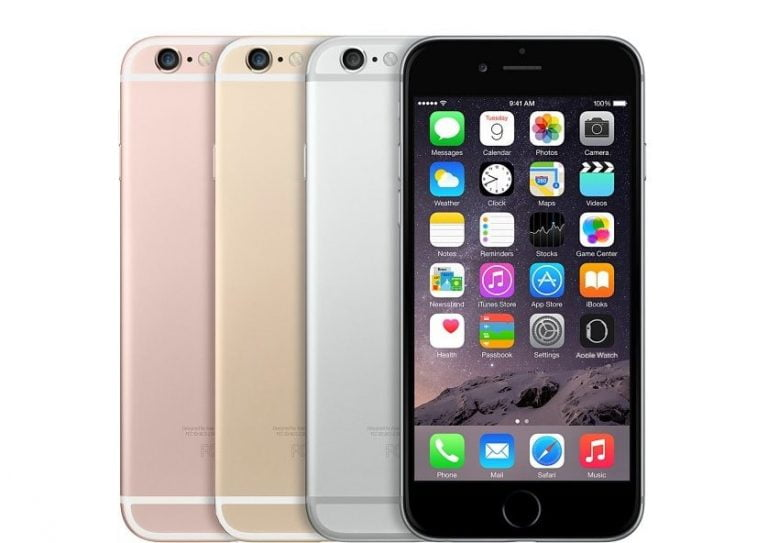 Apple discontinues iPhone SE, iPhone 6s, and iPhone X