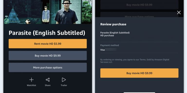Apple enables the Amazon Prime Video app to offer integrated shopping