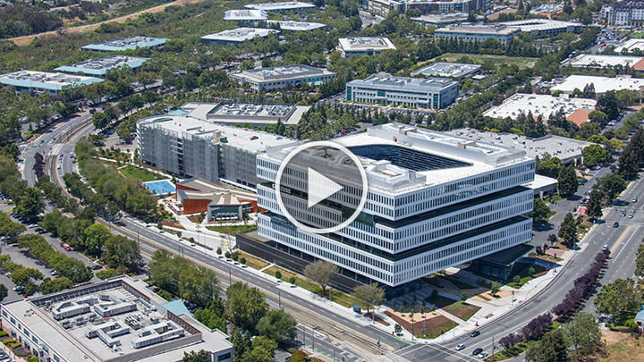 """Apple, Google and Samsung want to go """"green"""" with their new campuses"""