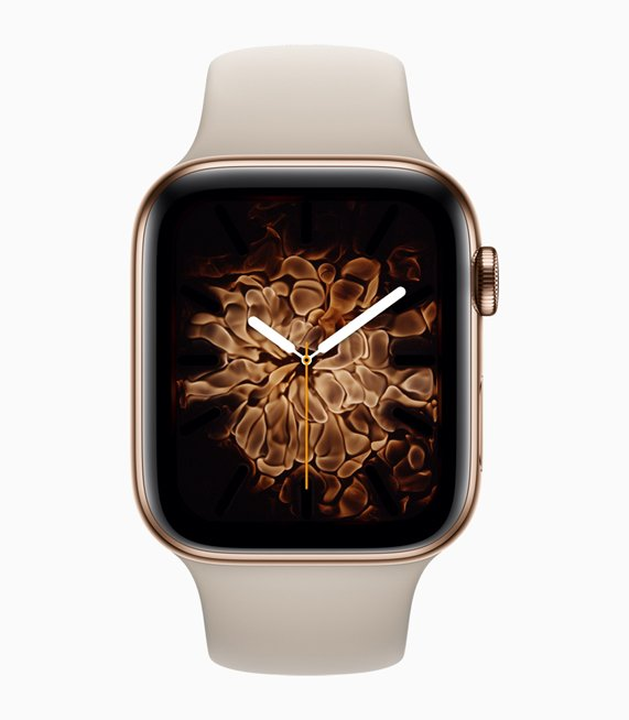 Apple has designed a new type of gold for the Apple Watch