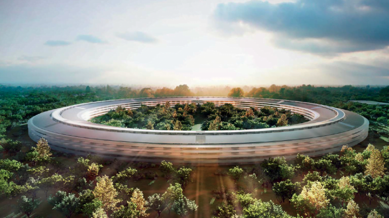 Apple Hires New Contractor for Campus 2