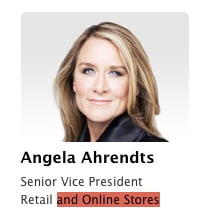 Apple Introduces Angela Ahrendts as Vice President of Apple Retail