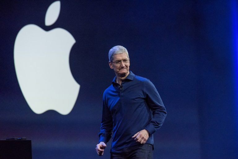 Apple is about to become the first company to reach $1 billion