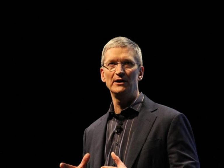 """""""Apple is not a technology company,"""" according to Tim Cook"""