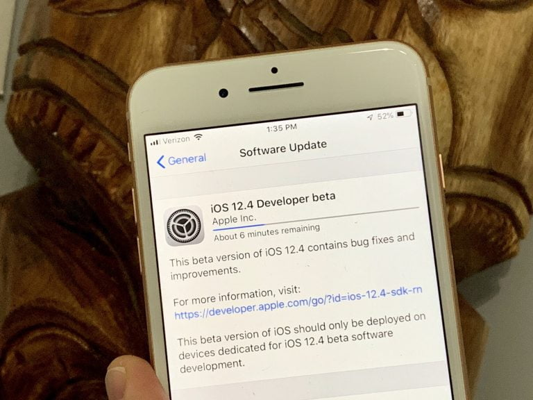 Apple Launches Third iOS 12.1.1 Developer Beta