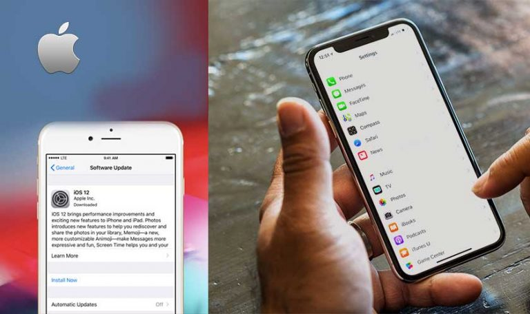 Apple officially launches iOS 12.1.3 for iPhone and iPad