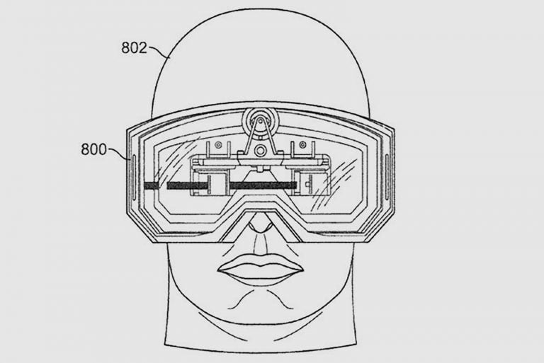 Apple patents a mysterious iPhone with 360º pantalla