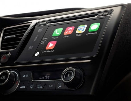 Apple Patents New GPS Navigation System with Siri