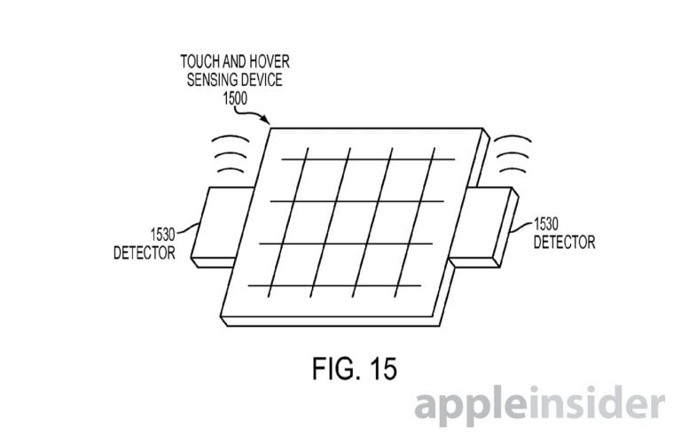 Apple Patents Thinner Touch Panel that Detects 3D Gestures
