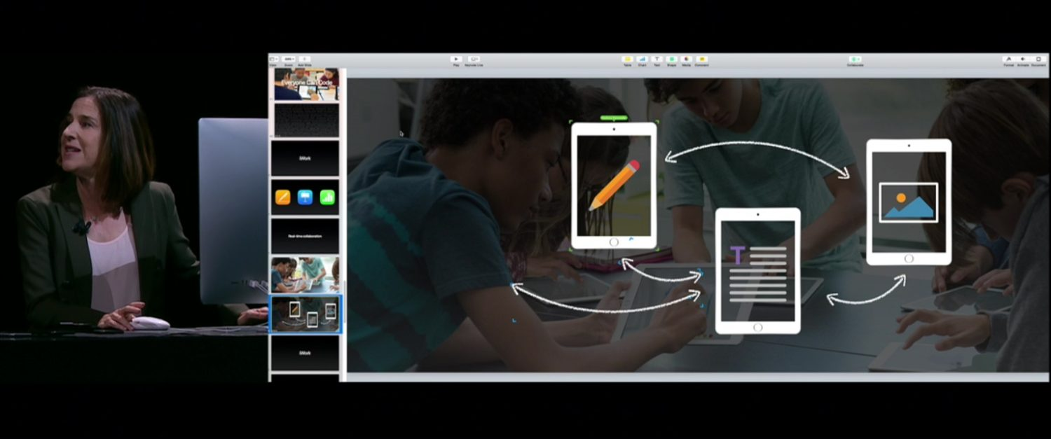 Apple publishes more information about iWork