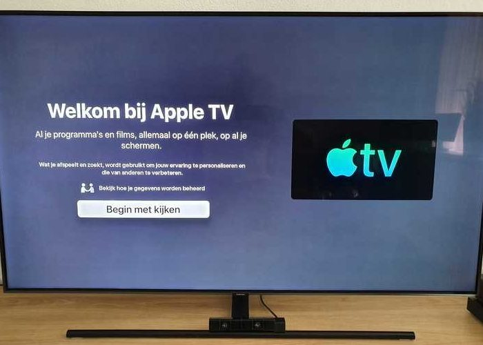 Apple releases AirPlay 2 compatible TV models
