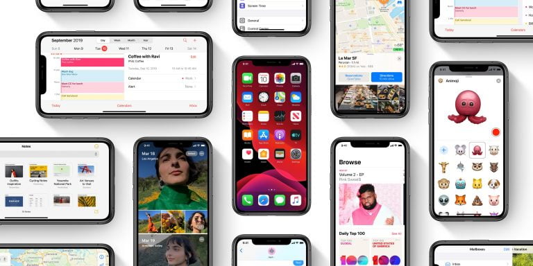 Apple releases iOS 13.2.2 for iPhone and iPadOS 13.2.2 fixing major bugs