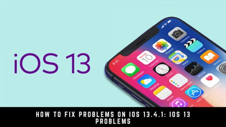 Apple releases iOS 13.4.1 and iPadOS 13.4.1 fixing major bugs