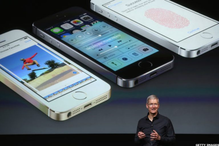 Apple to Release Golden iPhone 5S, According to AllThingsD