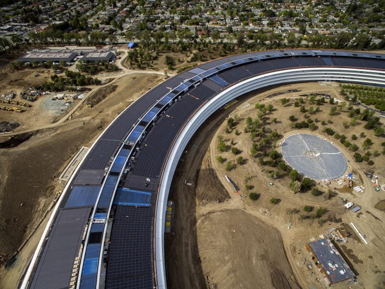 Apple to Spend 80 Million on Campus 2 Visitor Center