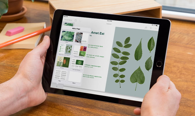 Apple upgrades iWork suite with better support for Apple Pencil and collaborative tools