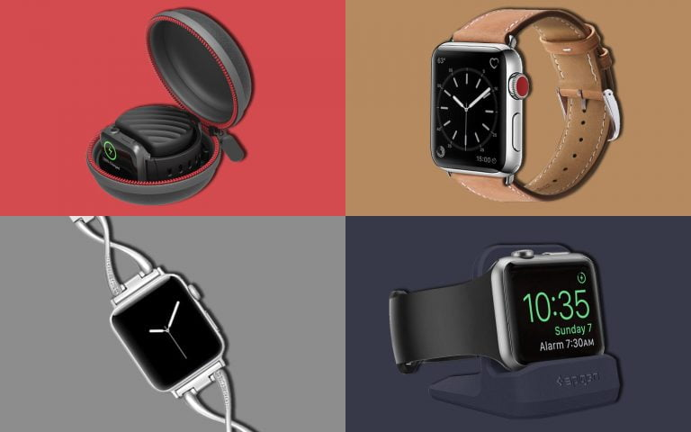 Apple Watch portable chargers that you should always carry with you