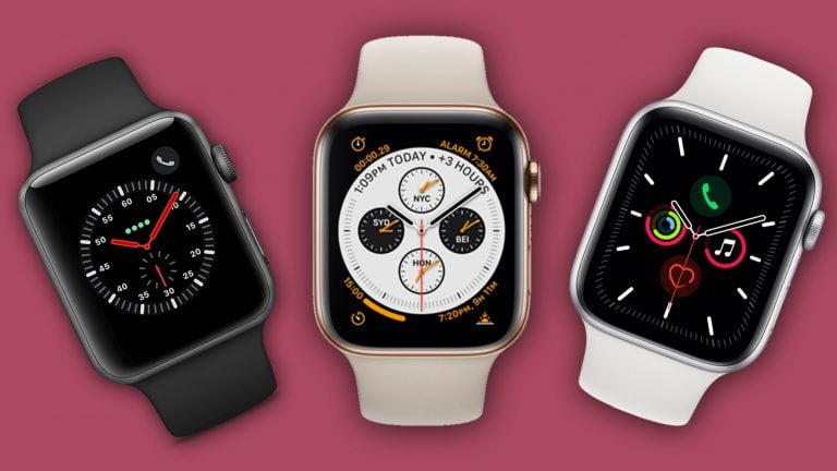 Apple Watch Series 4 vs Series 3: What's changed?