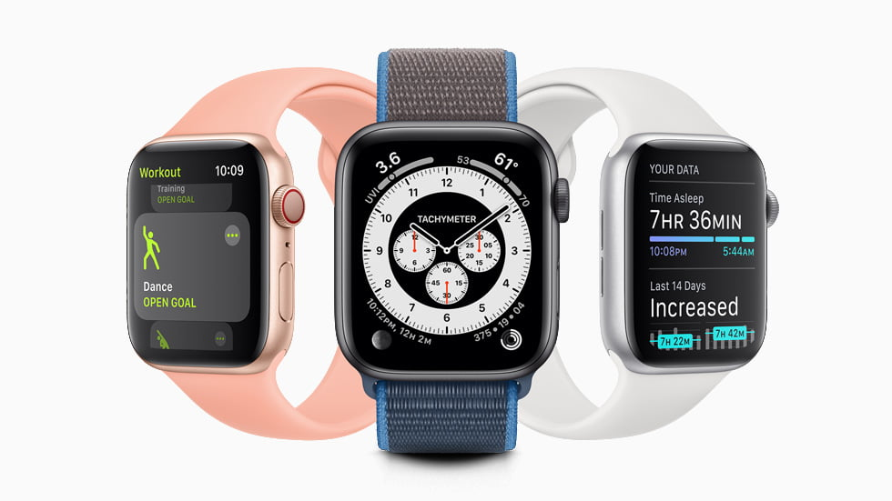 Apple will include a sleep management option in the Apple Watch