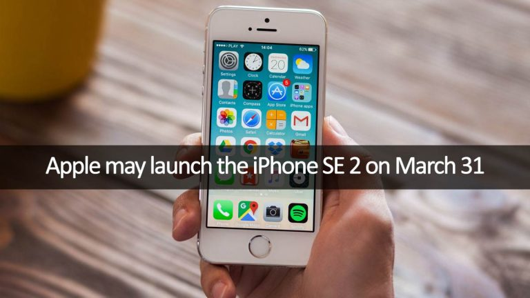Apple will launch the iPhone SE 2 in March 2020
