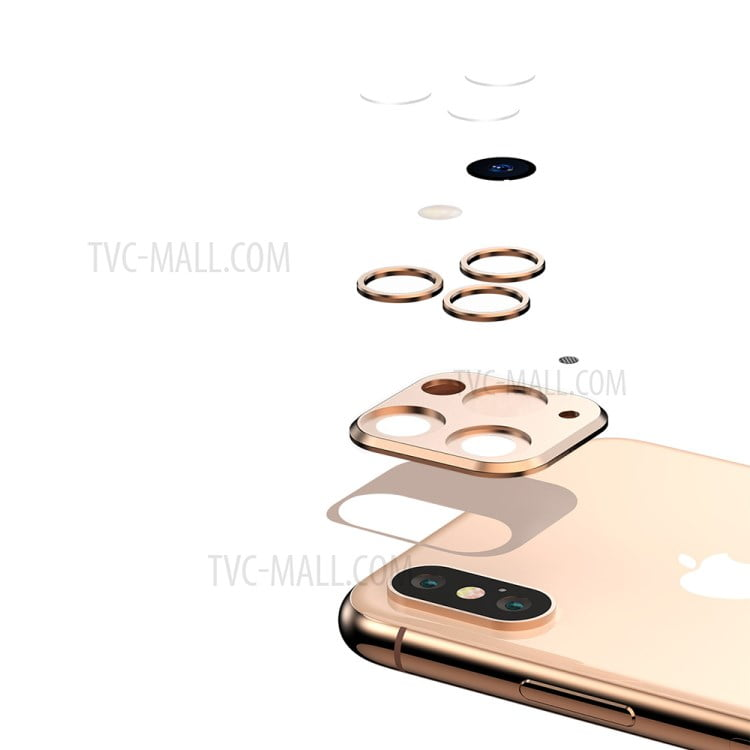 Apple would use a special coating to hide the iPhone's camera