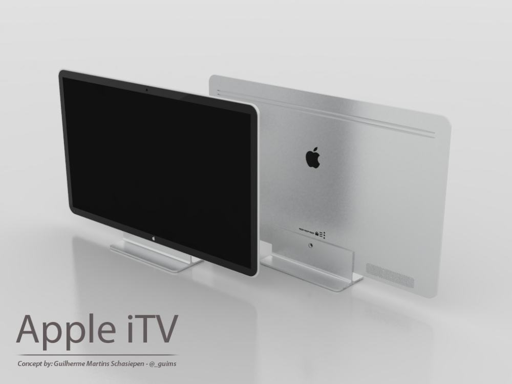 Apple's iTV Could Launch in December