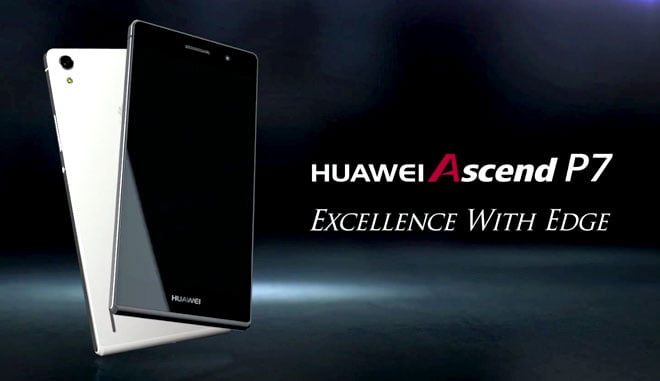 Ascend P7, Huawei's New and Promising Smartphone