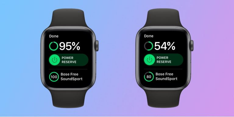 At Apple they are not happy with the Watch battery