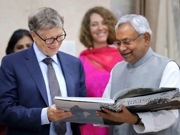 Bill Gates, Founder of Microsoft, Goes Back to Being the World's Richest