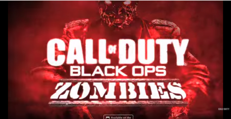 Black Ops Zombies for iPad, The War of the Undead